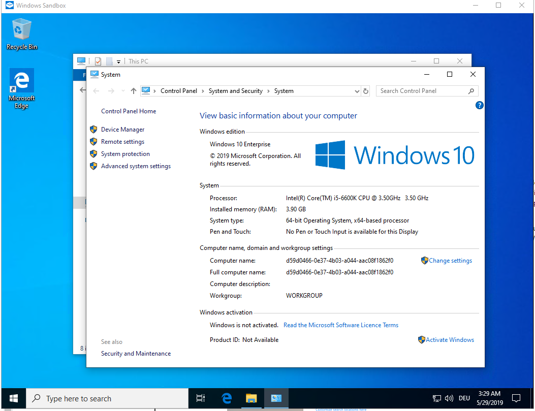Windows 10 May 2019 Update (Version 1903) is here – ajni IT
